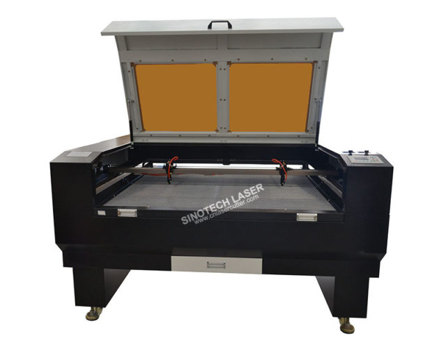 laser cutting machine for wood product