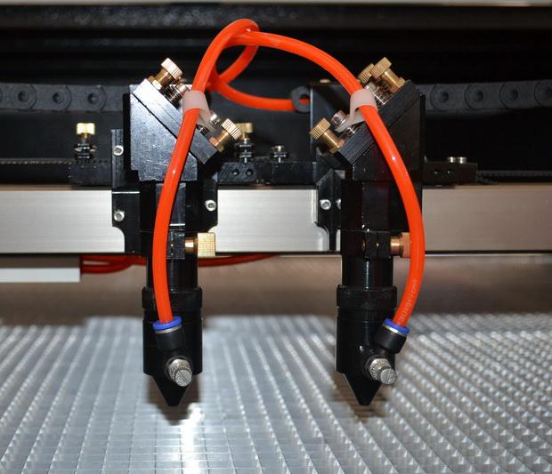 laser head,CO2 laser cutting machine