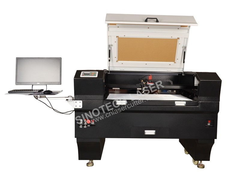 Stc9060 Laser Cutting Amp Engraving Machine With Ccd Camera